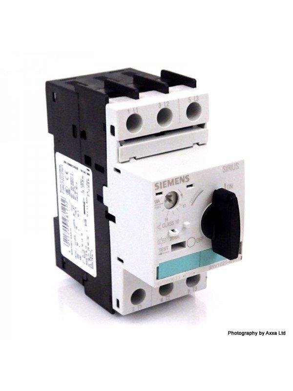 New Siemens Sirius 3RV1021-4AA10 Circuit Breaker 3RV10214AA10
