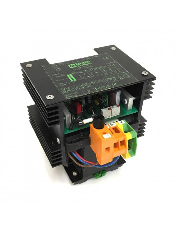Блок питания NLS-50 Power Supply 85-500 Murr Elektronik 85500 NLS-50-110/220/24