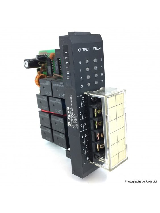 Аналоговый модуль Relay Output Module IC610MDL180A GE FANUC 8-Circuits